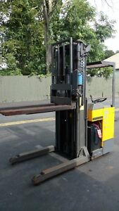 Atlet Pallet Stacker 100 Dtfv 525 Xtf xsn w charger