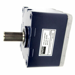 Continuous Speed Reducer Parallel Gear Box 3 1 Ratio 600 Rpm Output