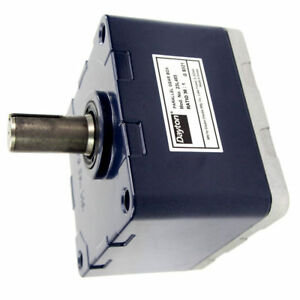 Continuous Speed Reducer Parallel Gear Box 36 1 Ratio 50 Rpm Output