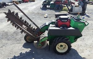 Ditchwitch 1820 Walk Behind Trencher