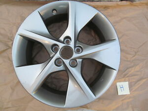 Genuine Factory Toyota Camry 18 Stock Wheel Alloy Rim Oem 2012 2013 2014 H