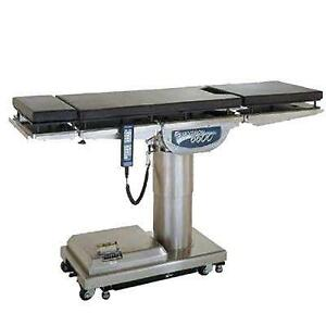Skytron 6600 General Purpose Surgery Table Seller Refurbished