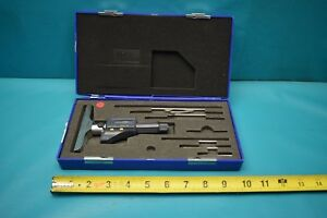 Used Fowler Electronic Depth Micrometer 0 6 65243842