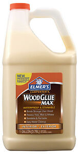 Wood Glue Max Stainable 1 gal