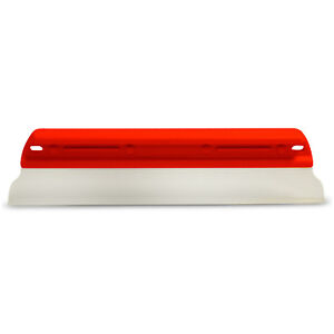 Water Blade 11 Soft N Dry Neon Red