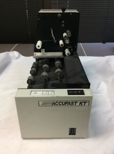 Accufast Kt Tabber Automecha Mfg Made In Usa Free Shipping 8242s