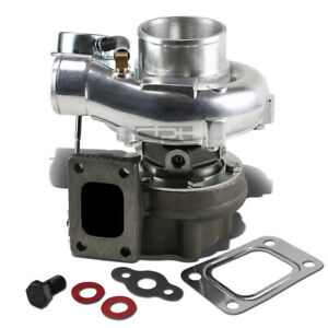 Fit Gt2860 T25 Flange 5bolt Downpipe Water oil Cool Turbo turbocharger Wastegate