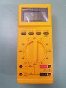 Fluke 27 Multimeter new Free Expedited Shipping