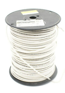 Southwire 500 Ft 10 1 Thhn Stranded Wire White Spool