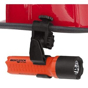Nightstick Intrinsically Safe Flashlight With Multi angle Mount Xpp 5418rx