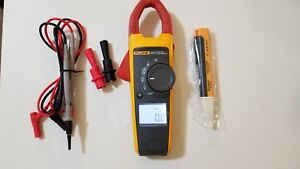 Used Fluke 373 True Rms Ac dc Clamp Meter More Nice Tp 224138 Must See