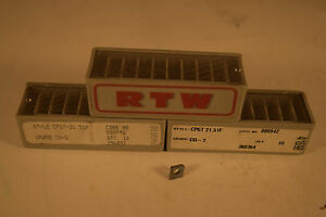 Surplus Nos Rtw Cpgt 21 51f Cq 2 Inserts Lot Of 22 Pieces