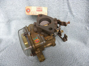 1956 Ford Glass Bowl Holley Carburetor Reconditioned Eaa 9510 l