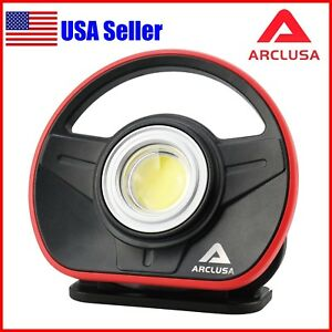 Arclusa Superbright Cob Led Magnetic Rechargeable Inspection Work Light