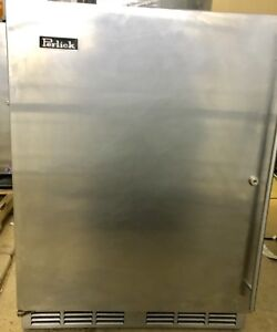 Perlick Undercounter Stainless Refrigerator Ha24r 2010
