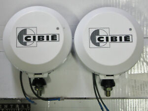 Cibie 40 Iode Fog Driving Lights Tango New