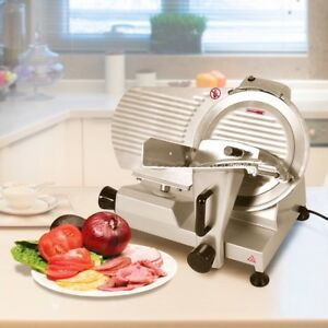 New Meat Slicer 12 Semi auto Commercial High Efficiency Energy Saving