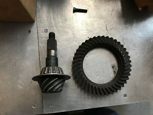 Used Dana 30 Ring And Pinion 4 10 Front Rev Cut