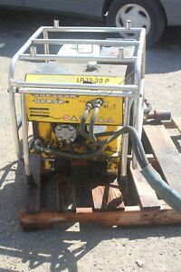 Atlas Copco Hydraulic Power Supply Lp 13 30 P