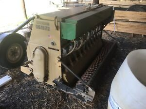 Land Pride 1572 Over Seeder Tiller Excellent Condition Landpride 15 72