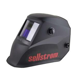 Sellstrom S26100 Advantage Auto darkening Filter adf Welding Helmet