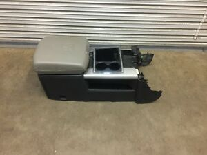 2009 2017 Dodge Ram 1500 2500 3500 Center Flow Console Gray