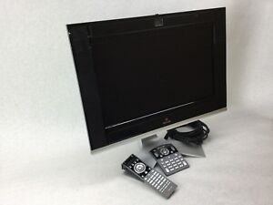 Polycom Hdx 4000 Hd Video Conferencing System Monitor Display W cables