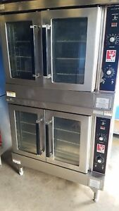 Wolf Double Stack Convection Oven electric