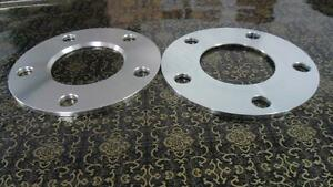 2 Wheel Hubcentric Spacers For Porsche 924 928 944 968 911 5x130mm 10mm 71 6mm