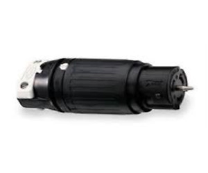 Hubbell Hbl6364c 50a 125 250v Female Connector