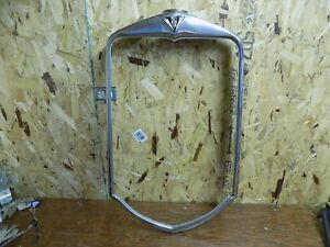 Vintage Hupmobile Grille Shell Grill 1928 1929 1930 1931 Rat Rod Costom Ford 32