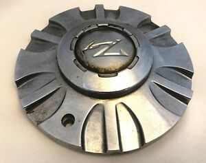 Zinik Chrome Wheel Center Cap qty 1 Pn Luina Si cap z149