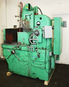 16 Chk 15hp Spdl Blanchard 11 16 Rotary Surface Grinder Later Model electro m