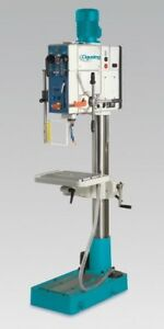 27 5 Swg 3hp Spdl Clausing Sx40rs Drill Press