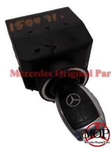 06 Mercedes Cls500 W219 Ignition With Keyless Go 211545250