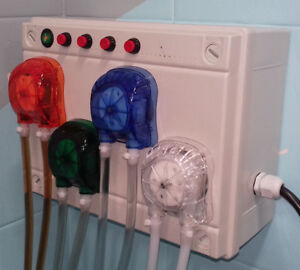 Laundry System Chemical Dosing Pump