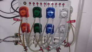 Chemical Dosing Peristaltic Pump For Laundry