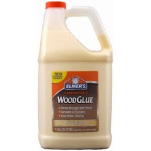 Elmer s E7050 Carpenter s Wood Glue 1 Gallon Pack Of 2