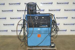 Miller Syncrowave 300 Tig Welding Power Source W Coolmate 3 Cooler