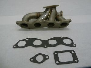 Obx Turbo Manifold For 2002 To 2007 Acura Rsx R 2002 To 2004 Honda Civic Si
