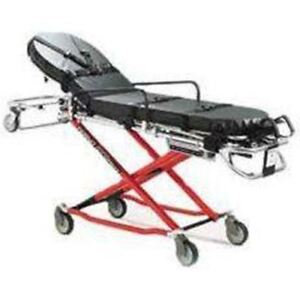 Ferno 35 p Proflexx X frame Ambulance Cot Certified Pre owned