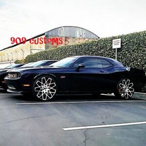 Dodge Charger Challenger Magnum Chrysler 300 Wheels Tires 22 Rim Strabuca