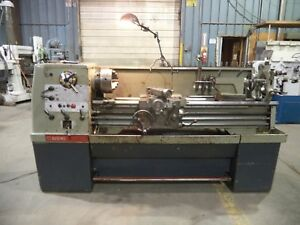 Clausing Colchester Model 15 15 X 50 Geared Head Engine Lathe Well Tooled