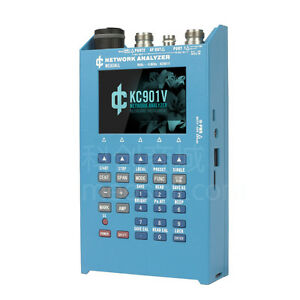 New Kc901v 6 8ghz Scalar Network Analyzer Field Strength Meter Sweep Frequency