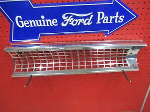 1955 Ford Grill Trim left Side F607