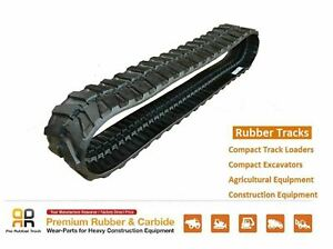 Rubber Track 300x52 5x80 Nissan H29a 30 30 2 30a 35 A Hanix S b 300 2 Excavator