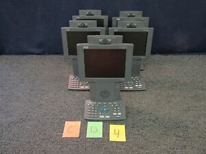 5 Cisco Systems Ip Phone 7980 7985 Series Cp 7985g Video Conference Tandberg