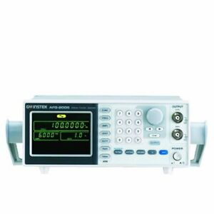 Gw Instek Afg 2005 Arbitrary Dds Function Generator 0 1hz To 5mhz Frequency Rang