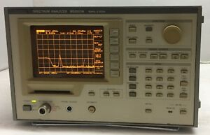Anritsu Ms2601a 10khz 2 2ghz Spectrum Analyzer