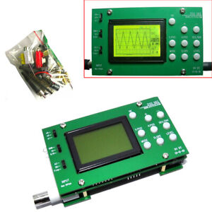 Jyetech Dso 062 Handheld Oscilloscope Diy Kit 06204kp Small Portable Scope Usa